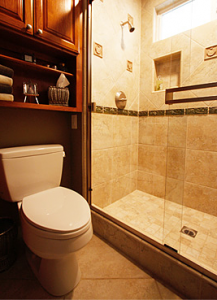 Our Kenmore Plumbing Team Does Full Bathroom Installation