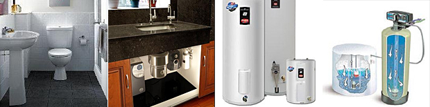 Our Kenmore Plumbing Team Does Kitchens, Baths and Water Heaters